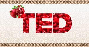 صد دانه یاقوت در TED نشسته