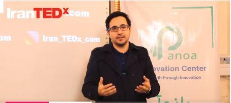 آموختن دانش و تجربه با طعم TED