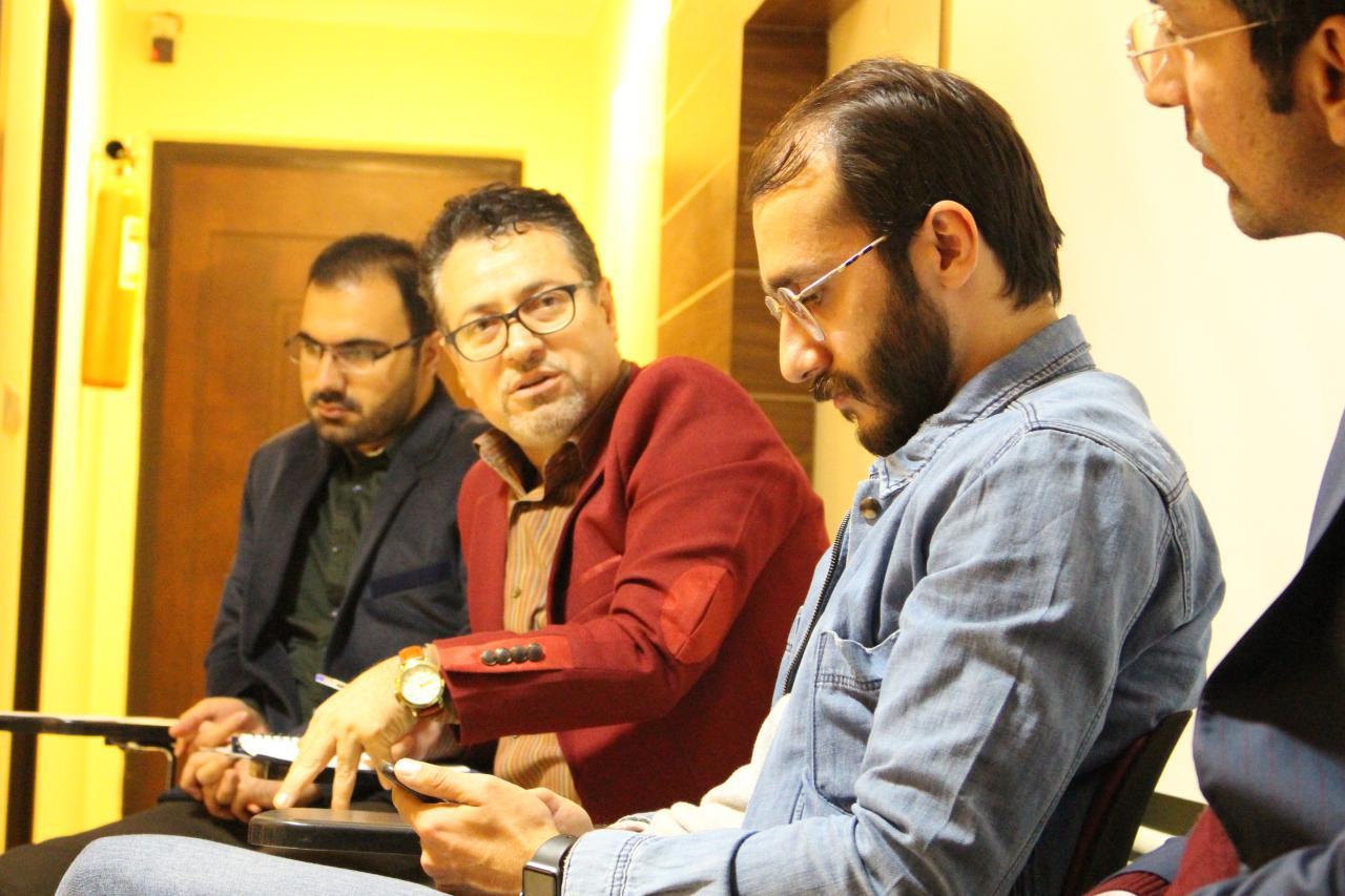 گزارش سینما کارآفرینی هشتاد و هفت